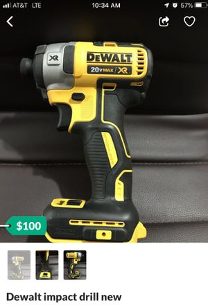 Brand new Dewalt impact drill for Sale in MD CITY, MD