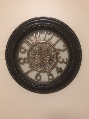Wall clock two for $20 for Sale in Arlington, VA