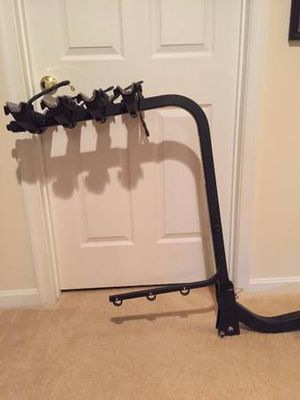 Bike Rack for Car for Sale in Bristow, VA