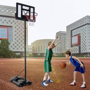 NEW Outdoor Adjustable Basketball Hoop Shatterproof for Sale in Menlo Park, CA