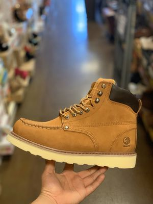 Men work boots $45 for Sale in North Las Vegas, NV