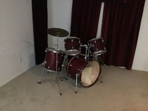 Groove Percussion Drum set for Sale in Chino, CA