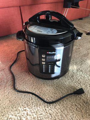 Mueller Pressure Cooker 10 in 1, like new for Sale in Huntington Beach, CA