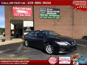 2017 Nissan Altima for Sale in Hobart, IN