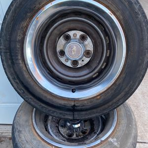 """Rally Rims 15"""" for Sale in Fresno, CA"""