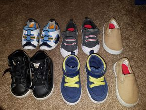 Boy shoes size 4 for Sale in Durham, NC