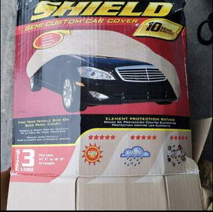 """Car cover fits 14'3""""×16'8"""" for Sale in Renton, WA"""