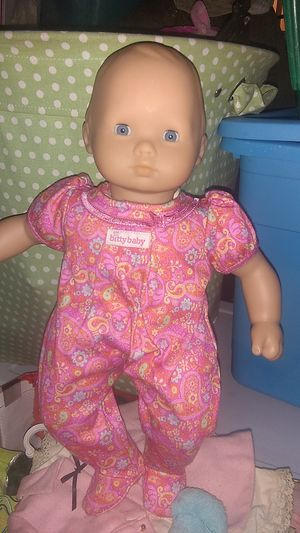 American girl baby doll for Sale in Costa Mesa, CA