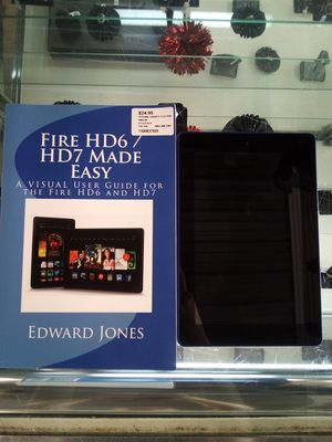 Amazon fire tablet for Sale in Highland, CA