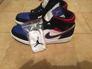 Air Jordan 1 Lakers top 3 for Sale in Macon, GA