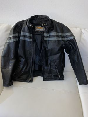 Leather Motorcycle Jacket for Sale in Miami, FL
