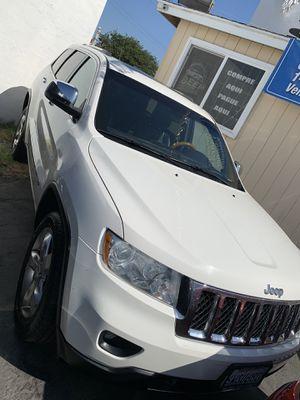 2012 Jeep Grand Cherokee Overland we Finance Aqui financeamos for Sale in National City, CA