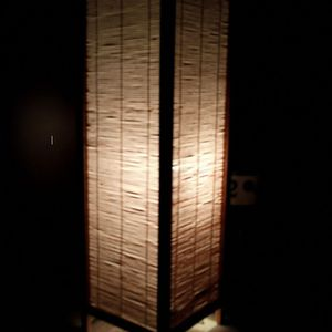 Vintage Tarogo Bamboo Lamp for Sale in Carrollton, TX
