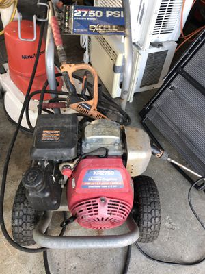 Honda pressure washer sale o trade for tractor mower for Sale in Bellingham, MA