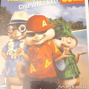 ALVIN And The CHIPMUNKS: CHIPWRECKED (Nintendo Wii + Wii U) for Sale in Lewisville, TX