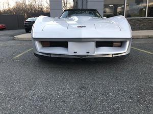 82' Chevy Corvette for Sale in Fredericksburg, VA