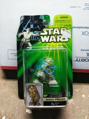 Star Wars R3- T7 Attack of the Clones for Sale in Las Vegas, NV