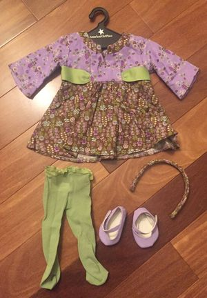 American Girl Bitty Twin Corduroy Dress Set for Sale in Chicago, IL