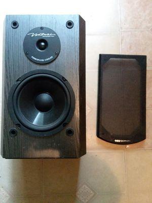 Bic America DV62si bookshelf speakers. Pair. for Sale in Booneville, MS