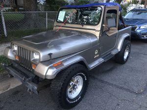 Jeep wrangler for Sale in Arlington, VA