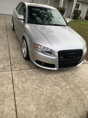 2008 Audi a4 Quattro sline package only 115k miles for Sale in North Port, FL