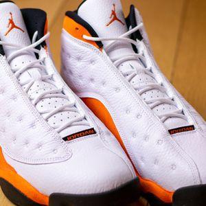 Size 11 - Jordan 13 Retro Starfish Orange 2021 for Sale in Philadelphia, PA