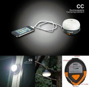 Sunree Waterproof Led Lantern With Usb Charger For Mobile Device In Los Angeles