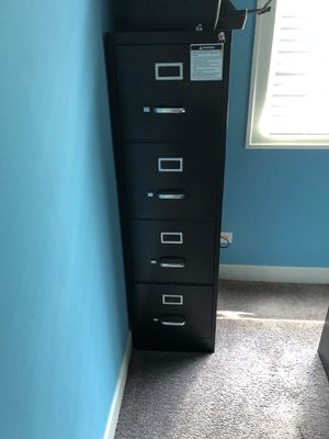 4-Drawer File Cabinet- Excellent Condition $60 for Sale in Chicago, IL