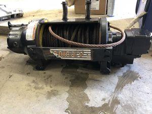 Ramsey 8,000lb hydraulic winch $400 for Sale in Freetown, MA