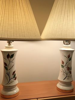 Table Lamps/Matching Pair for Sale in Great Falls,  VA