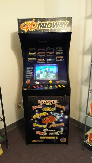 Midway 12 in 1 Home Arcade Cabinet Muticade Video Games for Sale in Everett, WA