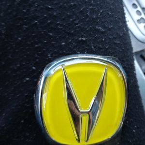 Yellow Acura Badge for Sale in Tacoma, WA