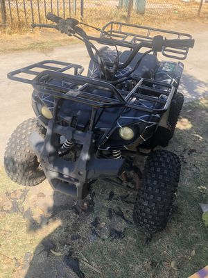 Quad/atv works perfect no problems for Sale in San Bernardino, CA