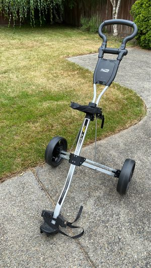 Golf Cart - BagBoy push cart for Sale in Puyallup, WA