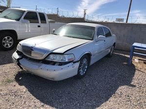 Parts for Lincoln Town Car! We have EVERYTHING for Lincoln Town Car! for Sale in Phoenix, AZ