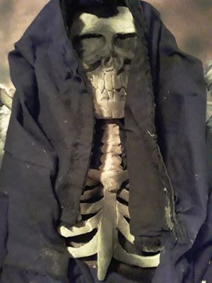 Azrael the reaper sculpture for Sale in Nampa, ID