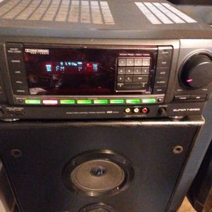 Aiwa AV-X220 & Pioneer CS-R790's $75 for Sale in Phoenix, AZ