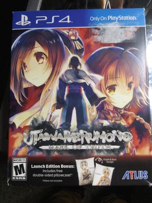 Utawarerumono mask of truth for Sale in Fort Worth, TX