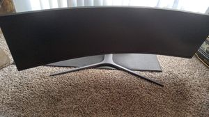 Samsung QLED 49 IN curved computer monitor for Sale in Denver, CO