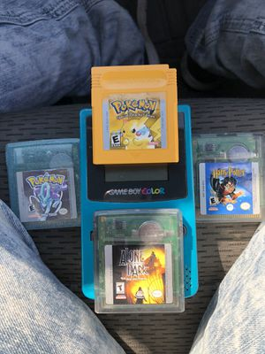 Game boy color bundle for Sale in Orlando, FL