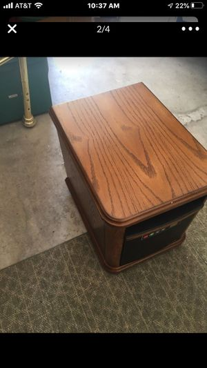 Campers!! Here she is!!! Portable heater by Duraflame for Sale in Clearwater, FL
