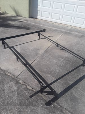 King Sized Bed Frame for Sale in Greenacres, FL