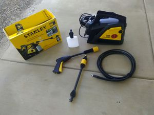 Stanley Pressure Washer for Sale in Bakersfield, CA