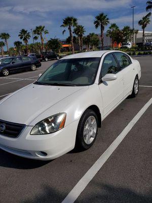 2002 Nissan Altima for Sale in Jacksonville, FL
