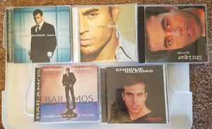 Enrique Iglesias cd's for Sale in Tuscola, TX