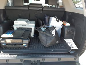 Two printers, a computer monitor,play station 2 with games, house phones,and CDs for Sale in Vancouver, WA