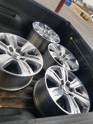 Ford F- 150 wheels 20s for Sale in Odessa, TX