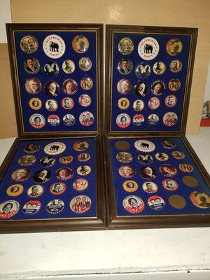 Republican party president buttons for Sale in Smackover, AR