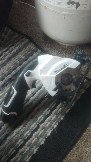 Makita sh01w mini circular saw for Sale in San Leandro, CA