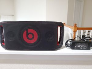 Beats by Dr. Dre Beatbox Portable Wireless Bluetooth Speaker for Sale in Kissimmee, FL